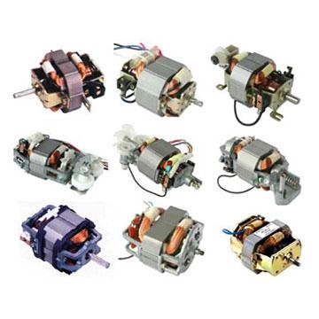 electric universal motor