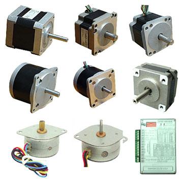 step control motor