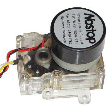 Motors for Prepaid Water Meters