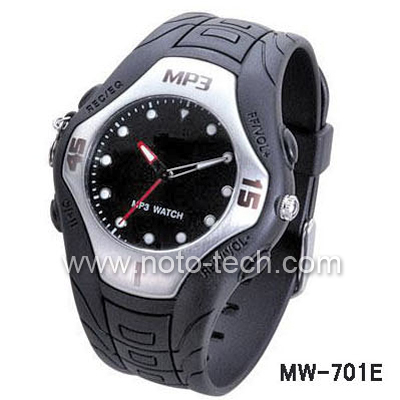 MP3 Watch (MW-701)