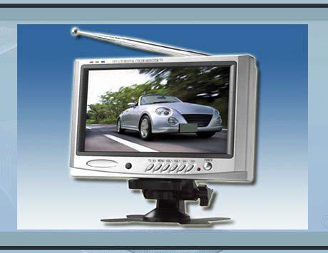 7 TFT TV Monitor