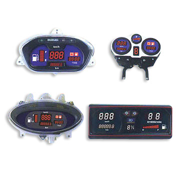 Motorcycle Meters