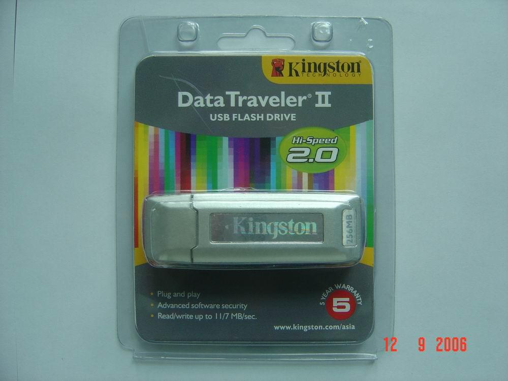 USB flash drivers