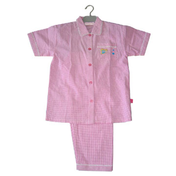 Baby Girl's Nightwear