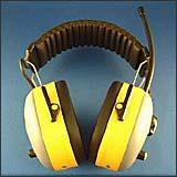 Soft Foam Cushioned Ear Muffs With Radio
