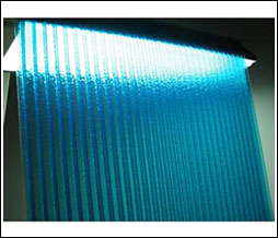 Frosted Twin-Wall Polycarbonate Sheet
