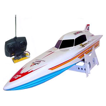 Radio Control Toy Boat