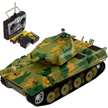 RC Model Toy - Radio control Tanks (Leopard II) (Toys)