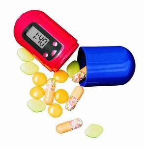 Digital Pill Reminder box