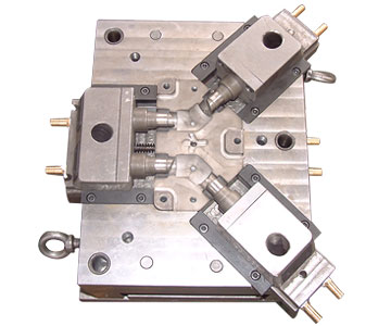 ABS fitting mould