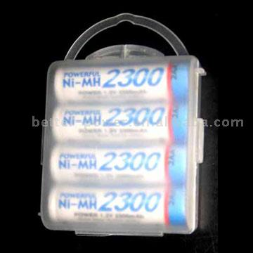 Rechargeable AA-AAA Batteries