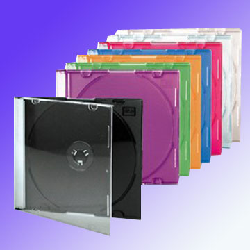 Slim CD Case 5.2mm