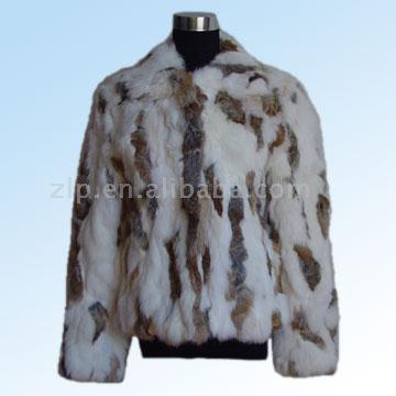 Rabbit Fur Jackets