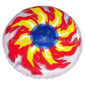 Flashing Frisbee w-Sound