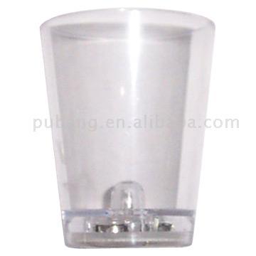 Flashing Shot Cup