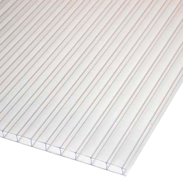 Hollow Polycarbonate Sheets 4MM