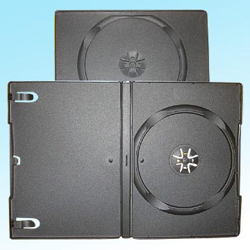 14mm Single A Core DVD Cases