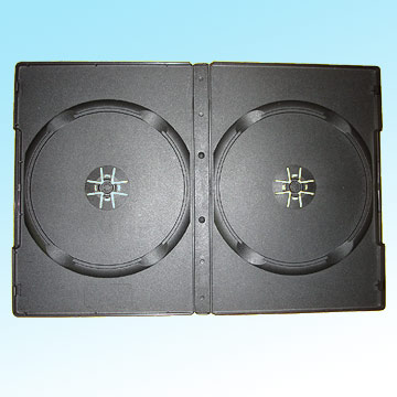 14mm Double Side A Core DVD Cases
