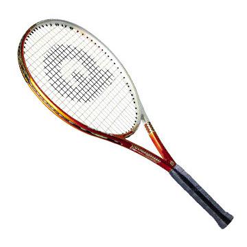 100% Graphite Tennis Racquets
