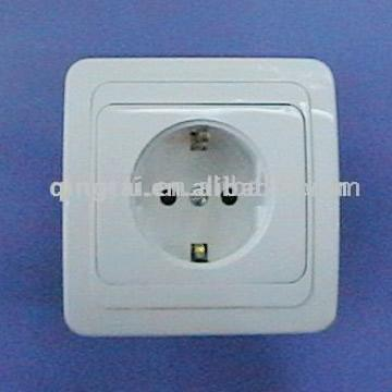 Shucko Socket Outlet