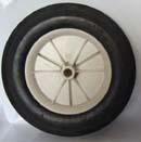 semi-pneumaitc rubber wheel