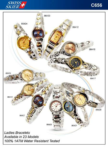 Ladies' Bracelet Watches