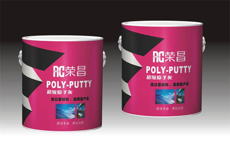 General Purpose Polyester Putty Body Filler