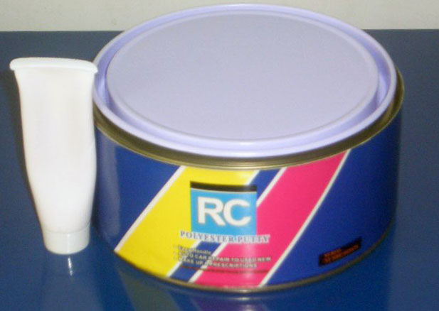 Manufacturing Exclusive Polyester Putty