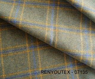 Tweed - Wool Fabric, Woolen Fabric