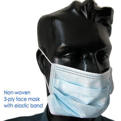 PP Dust Mask-Surgical Face Masks