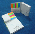 sticky notes,note/memo pads,paper bag,post it on