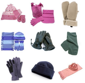 Polar Fleece Sets