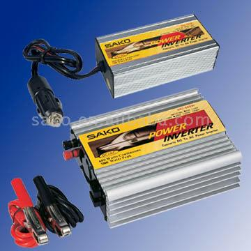 High Frequency DC to AC Power Inverters