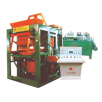 Auto Block Molding Machines