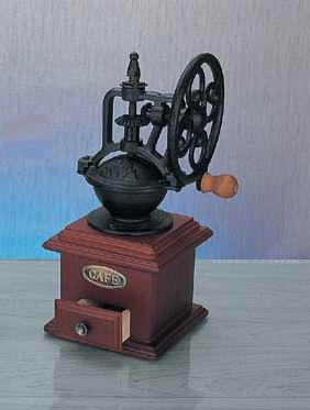 burr coffee grinder
