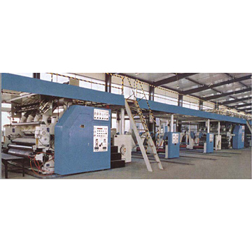 Corrugated Paperboard Production Lines