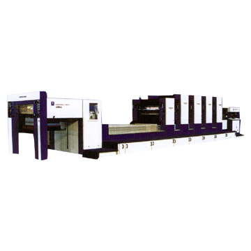 Sheet-Fed Printing Presses