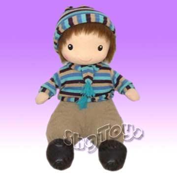Stuffed Boy Dolls