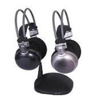 High frequency wireless headphone DS-RF863