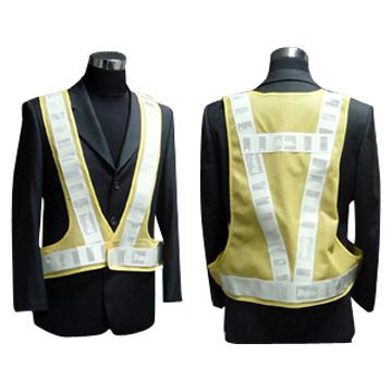 Reflective & Photo Luminescent Vest
