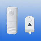 Wireless remote control doorbell