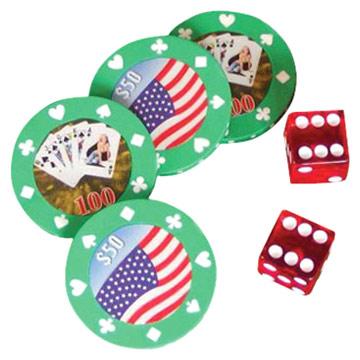 Chip, Chips Poker