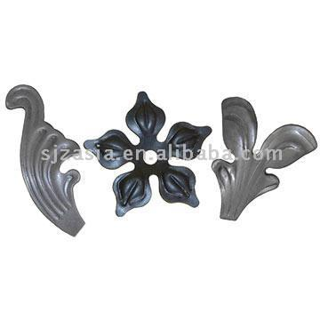 Steel Ornament