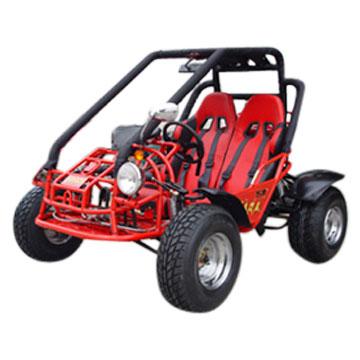 150cc Go Kart with EEC