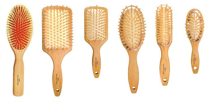 Wooden  brush &  professional hair brush