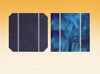 Mono And Poly Solar Cell