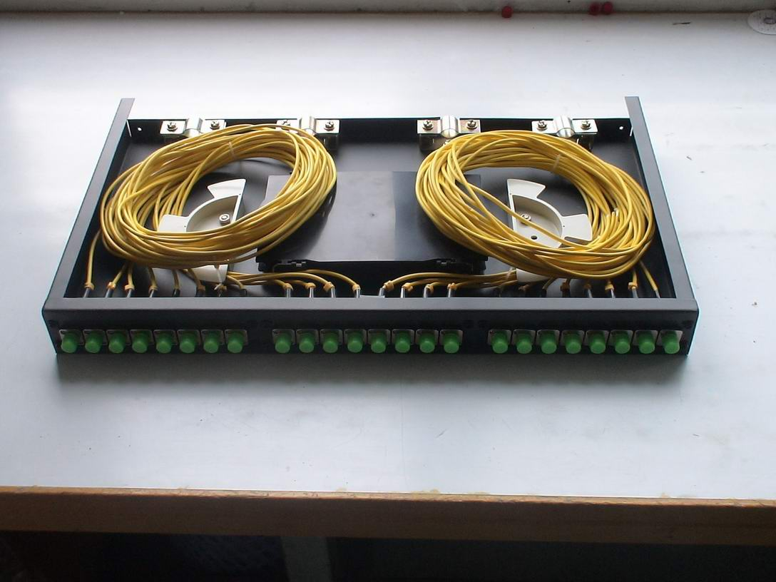 fiber optic patch panels,fiber optic terminal panels,fiber optic termination panels