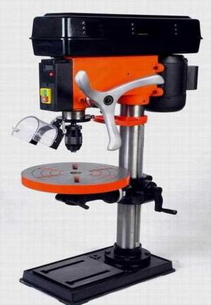 Free Variable Speed Ajustable & Digital Display Drill Press