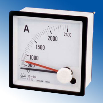 Max-Demand Meters (Bimetallic Meter)