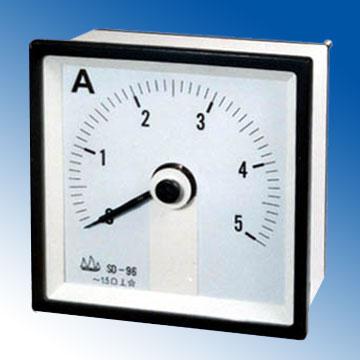 synchroscope meter
